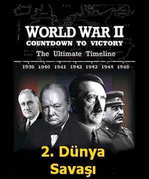2. Dünya Savaşı | Belgesel İzle | 10 Bölüm |