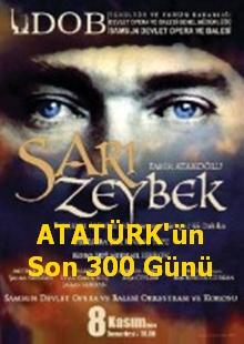 Sarı Zeybek | Atatürk Belgeseli İzle | Can Dündar |