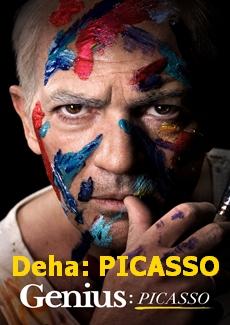 Deha Pablo Picasso | Genius Pablo Picasso | Türkçe Dublaj | Tüm Bölümler |