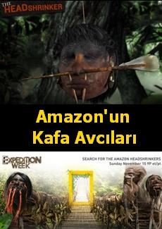 Amazon'un Kafa Avcıları