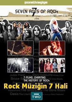 Rock Müziğin Yedi Hali