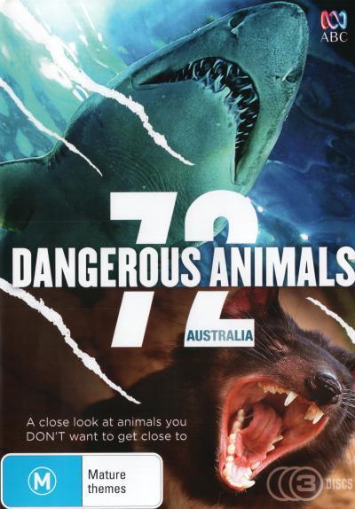 72 Tehlikeli Canlı Avustralya