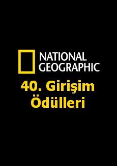 National Geographic 40. Girişim Ödülleri