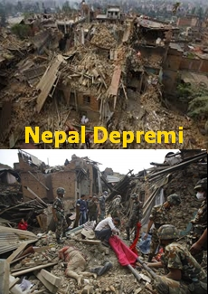 Nepal Depremi Everest